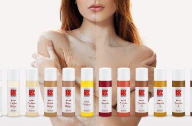 Medicinsk pigmentering vitiligo